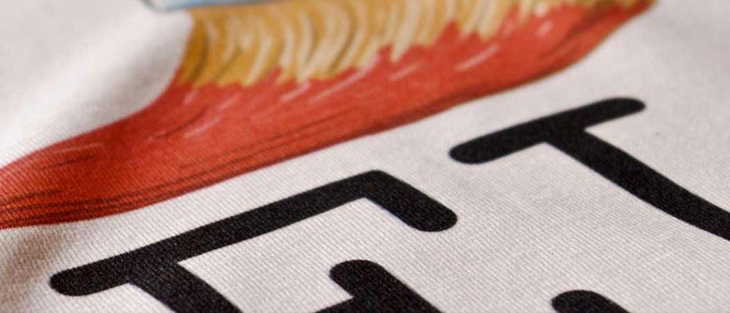 пример полноцветной печати