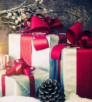 Что подарить тете на Рождество